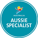 Aussie Specialist Logo