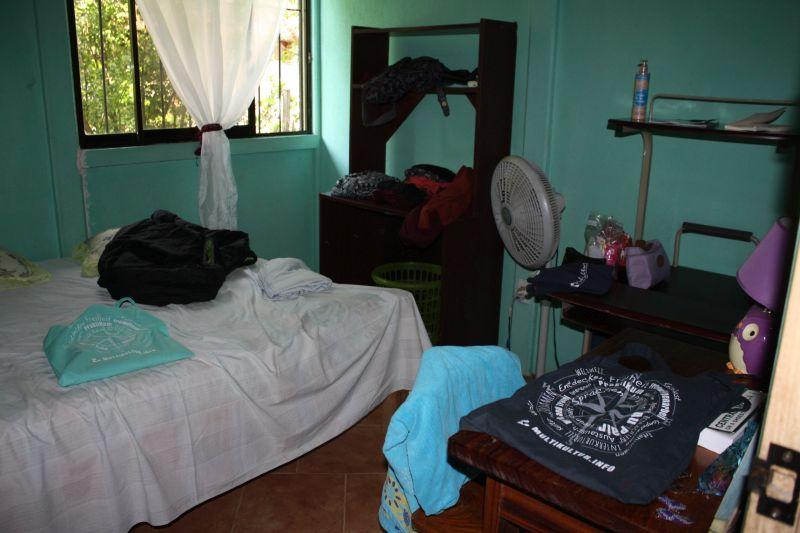 Costa Rica Freiwilligenarbeit Unterkunft Gastfamilie 2