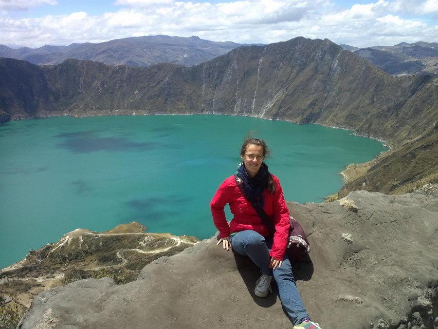 Erfahrungsbericht Freiwilligenarbeit in Ecuador von Jasmin