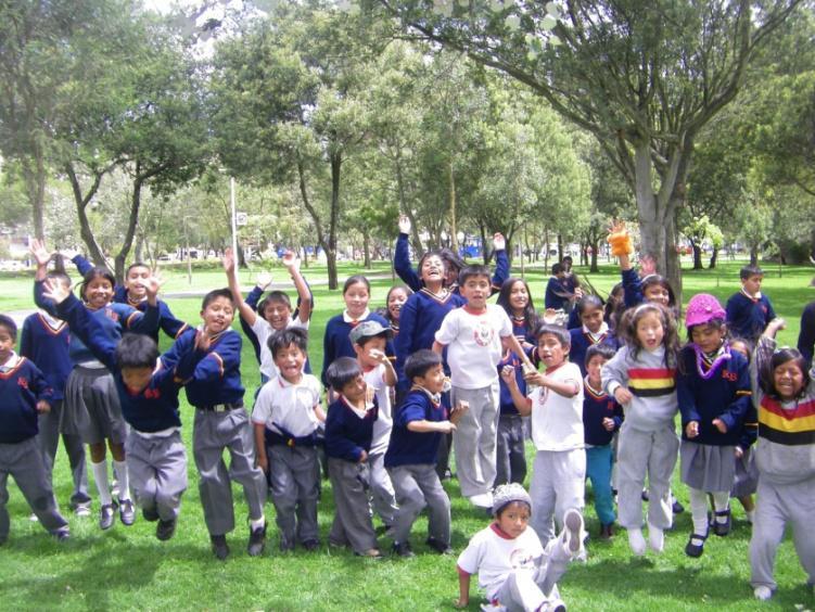 Erfahrungsbericht Freiwilligenarbeit in Ecuador von Valerie