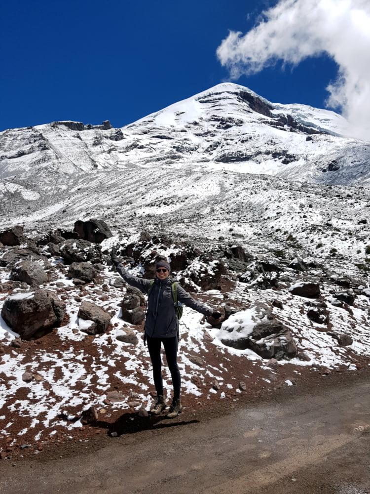 Erfahrungsbericht Volunteering in Ecuador von Celina