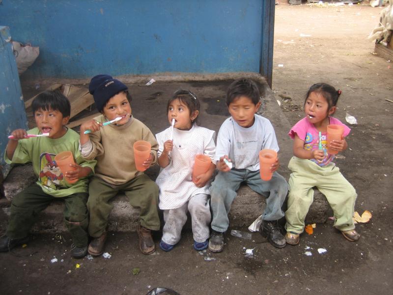 Erfahrungsbericht Freiwilligenarbeit in Ecuador von Julia