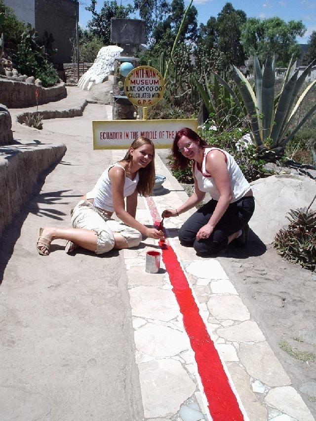 Erfahrungsbericht Freiwilligenarbeit in Ecuador von Sabine-Theresia