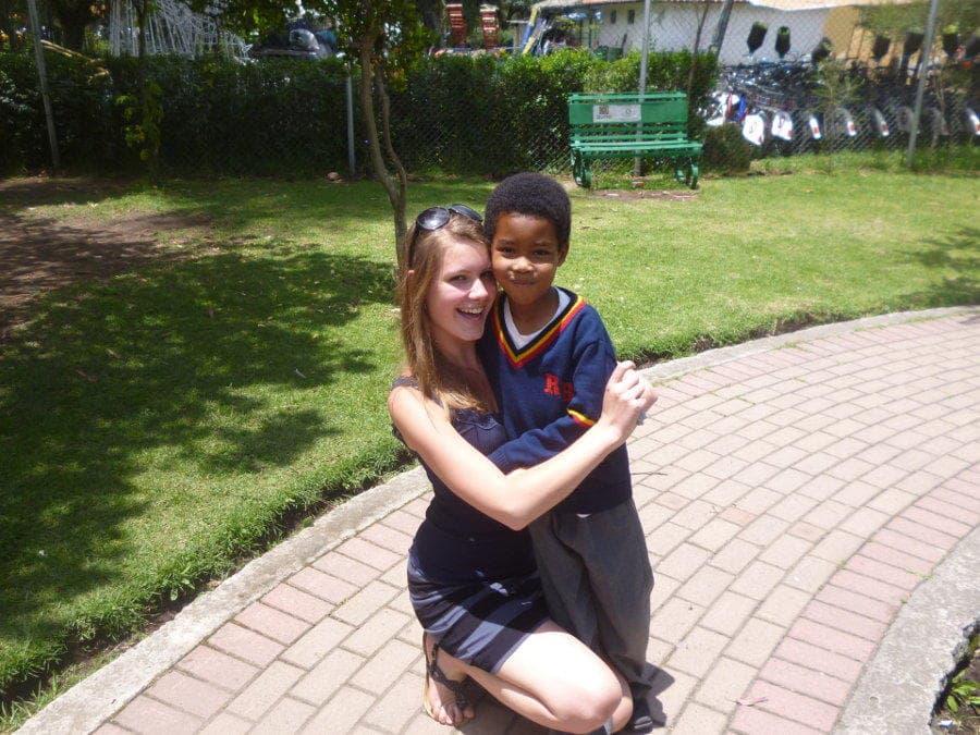 Erfahrungsbericht Freiwilligenarbeit in Ecuador von Paula