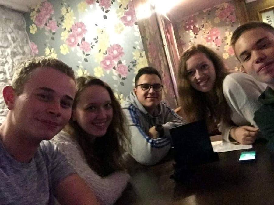 Work and Travel England - Erfahrungsbericht von Luis