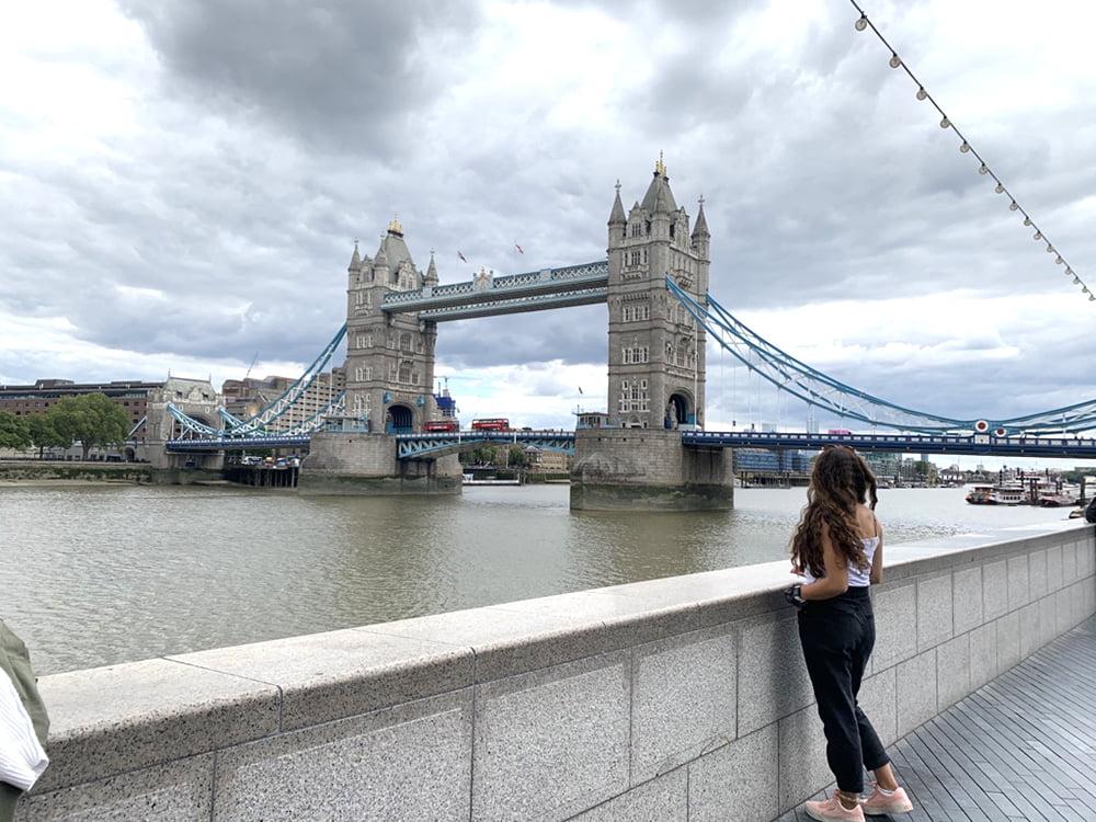 Au Pair in England - Erfahrungsbericht von Philine