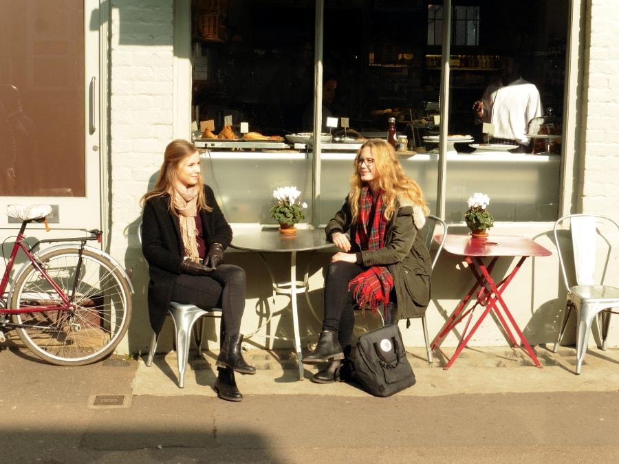 Work and Travel England - Erfahrungsbericht von Jana