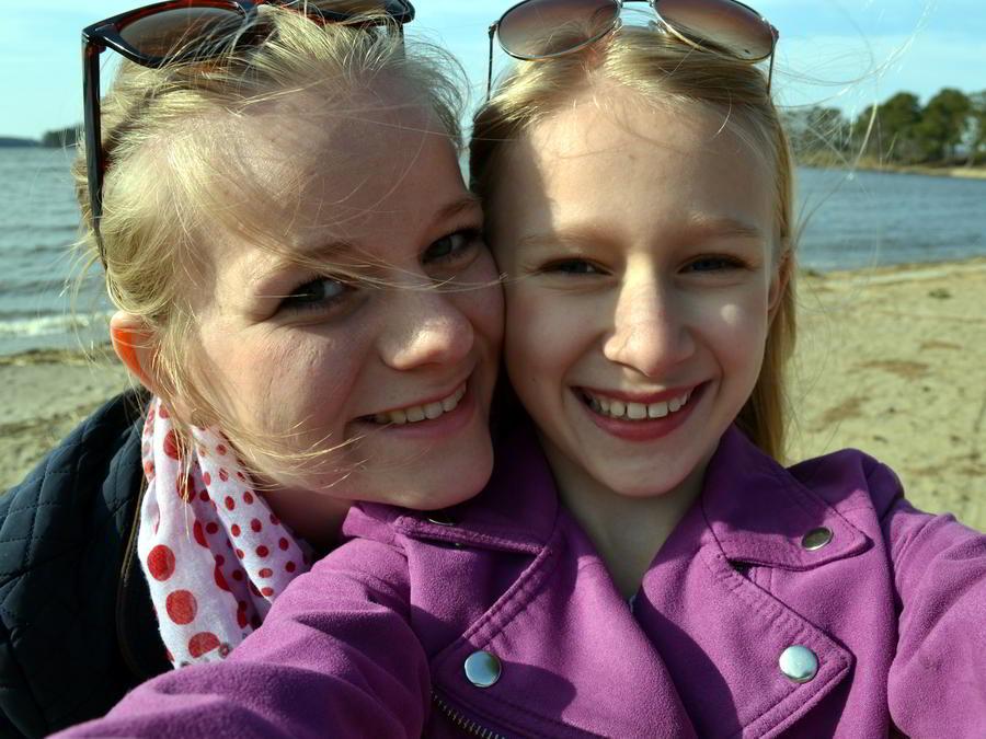 Julia au pair in schweden