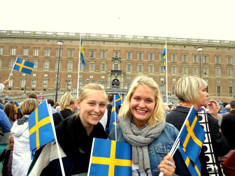 Anna au pair in schweden