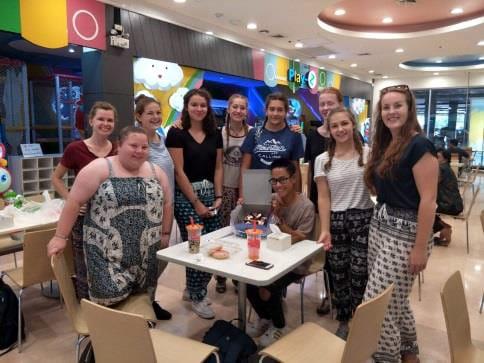 Erfahrungsbericht Freiwilligenarbeit in Thailand von Veronika