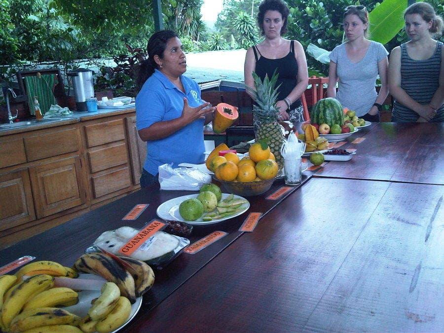 freiwilligenarbeit in costa rica Miriam