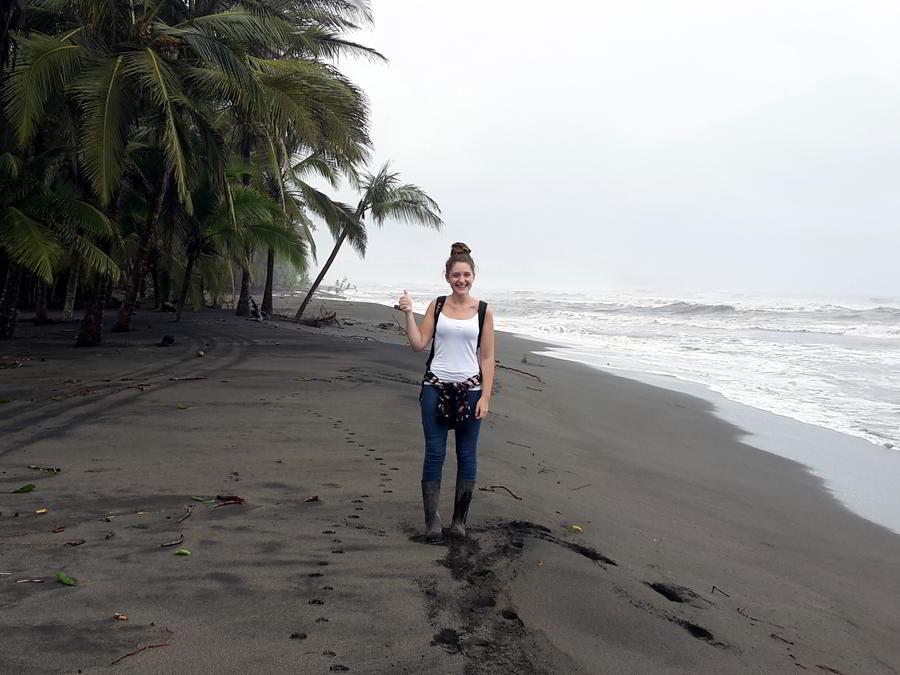 freiwilligenarbeit in costa rica Sabrina