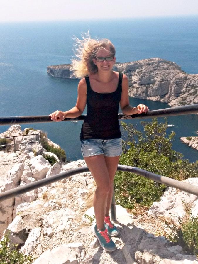 Au Pair in Frankreich - Erfahrungsbericht von Nadine