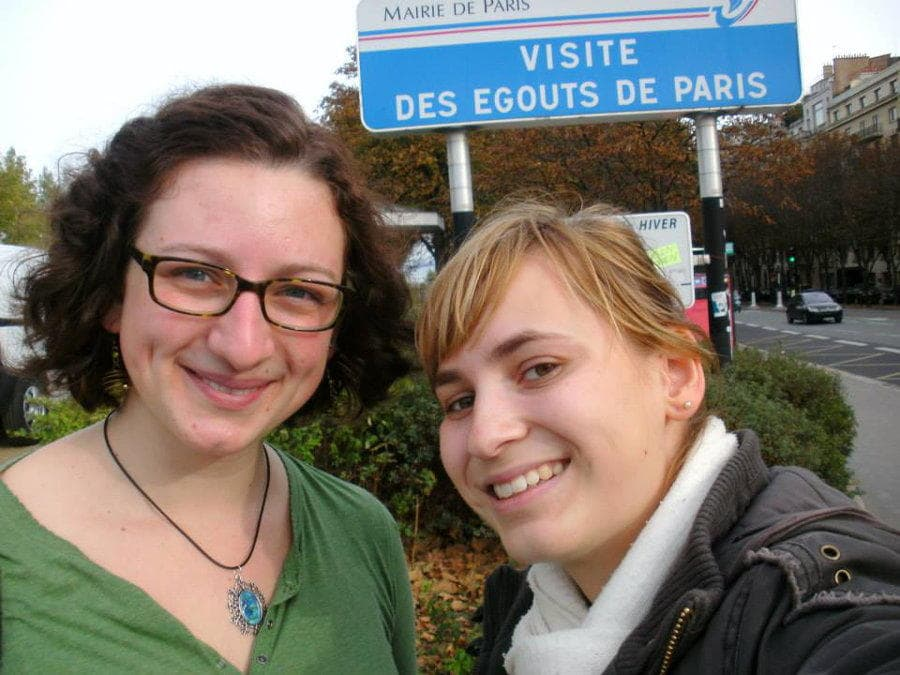 Au Pair in Frankreich - Erfahrungsbericht von Justine