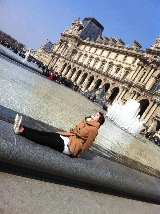 Au Pair in Frankreich - Erfahrungsbericht von Lisa