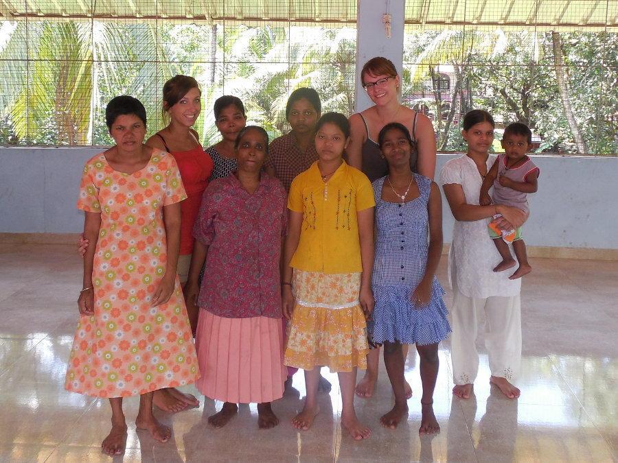Erfahrungsbericht Freiwilligenarbeit in Indien von Simona