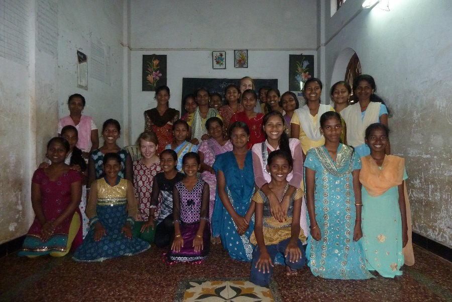 Erfahrungsbericht Freiwilligenarbeit in Indien von Anne M.