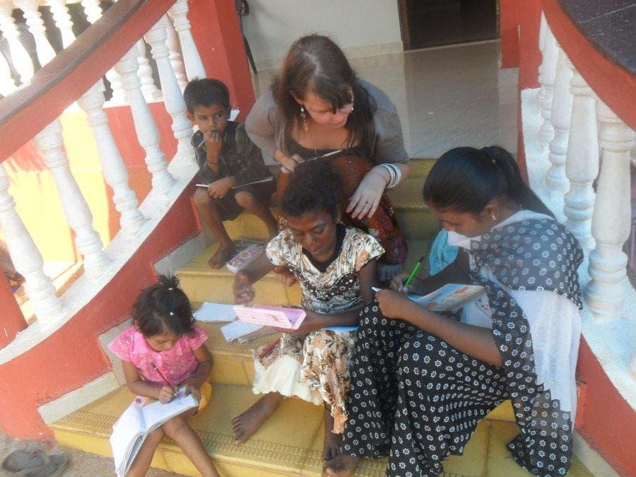 Erfahrungsbericht Freiwilligenarbeit in Indien von Sophia