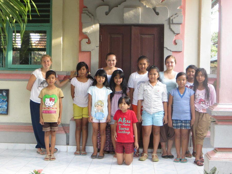 Nina freiwilligenarbeit indonesien erfahrungsbericht