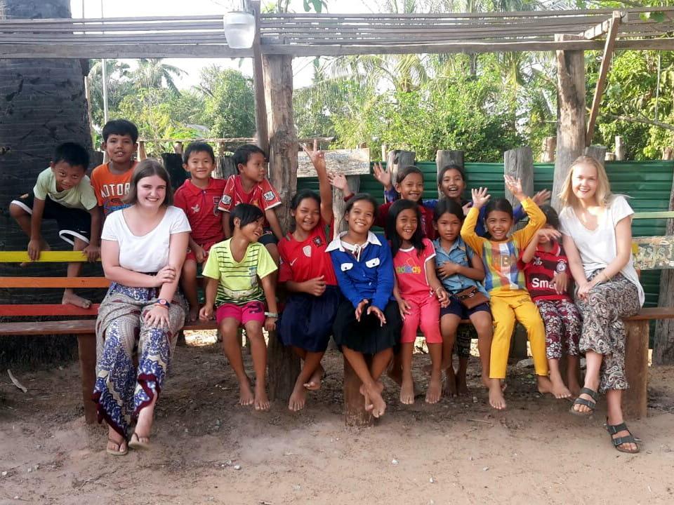 Erfahrungsbericht Freiwilligenarbeit in Kambodscha von Hedda