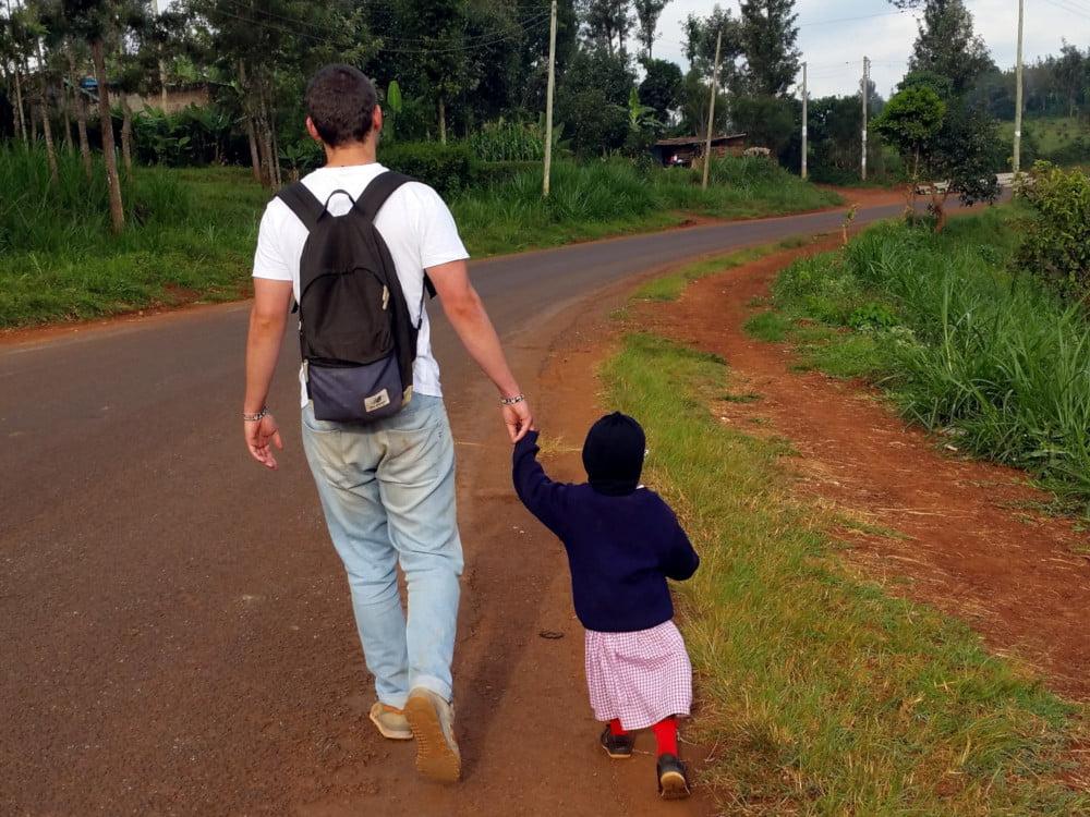 Erfahrungsbericht Freiwilligenarbeit in Kenia von Niklas