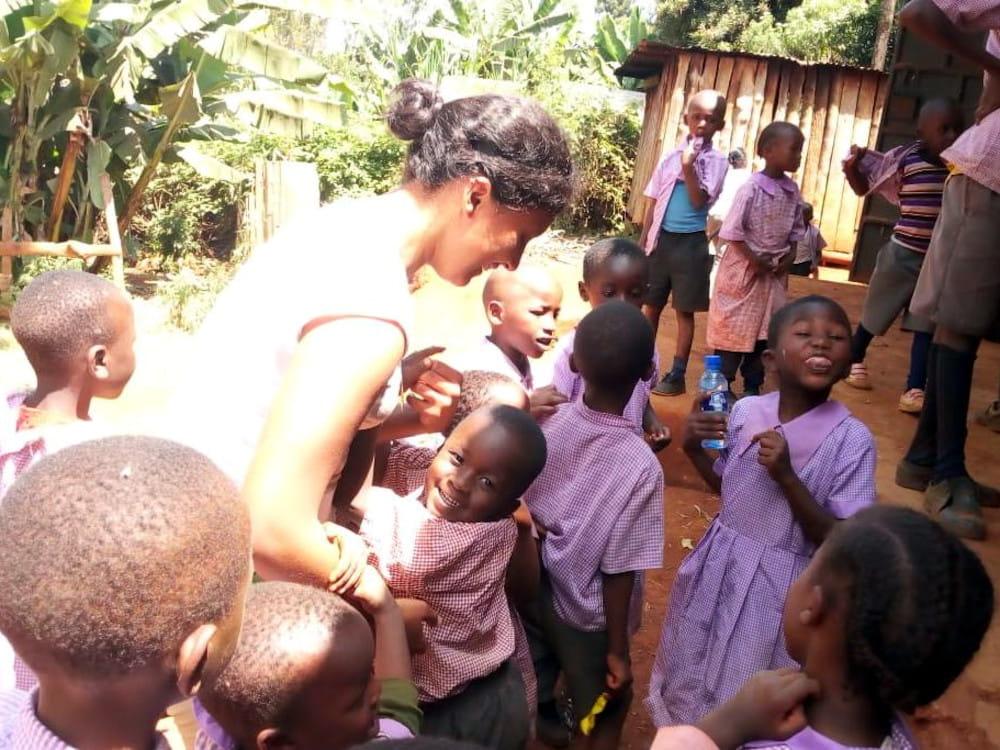 Erfahrungsbericht Freiwilligenarbeit in Kenia von Natalia