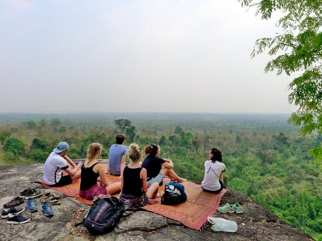 Erfahrungsbericht Freiwilligenarbeit in Laos von Olga