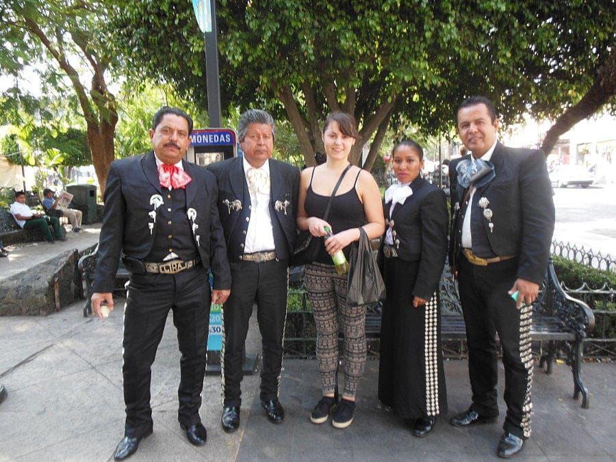Isabelle Praktikum in Mexiko