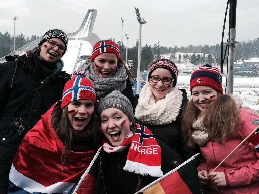 Marie au pair in norwegen