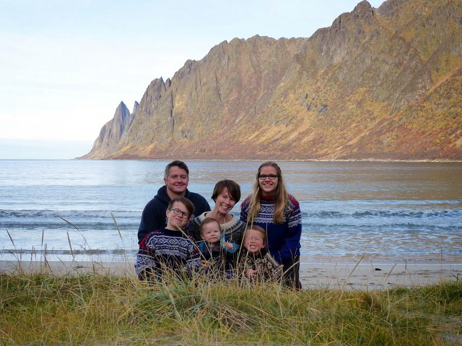 Theresa au pair in norwegen