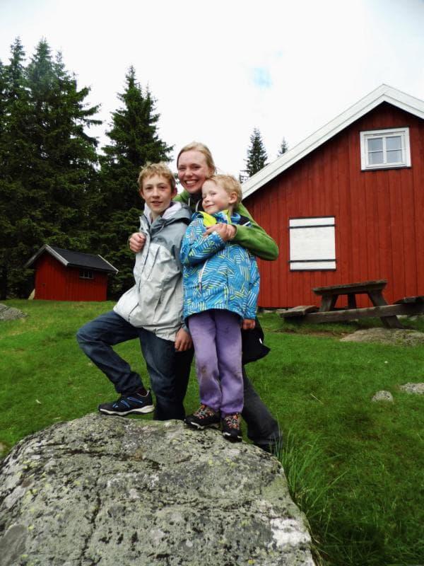 erfahrungsbericht au pair in norwegen von celina. Black Bedroom Furniture Sets. Home Design Ideas