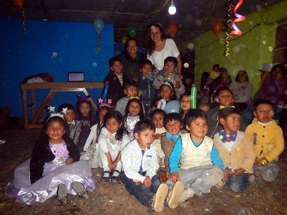 Freiwilligenarbeit in Peru - Erfahrungsbericht von Larissa