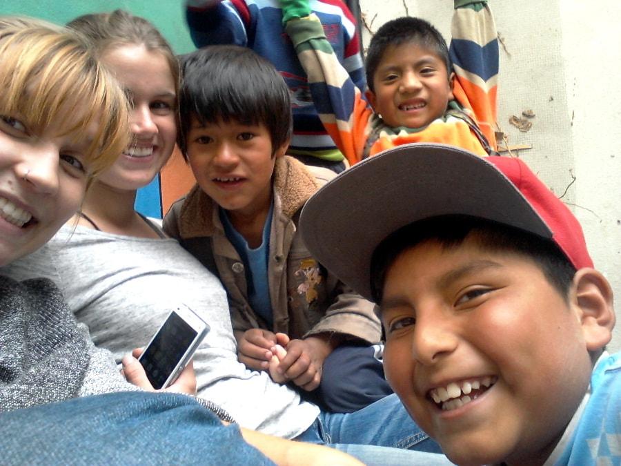 Freiwilligenarbeit in Peru - Erfahrungsbericht von Lea