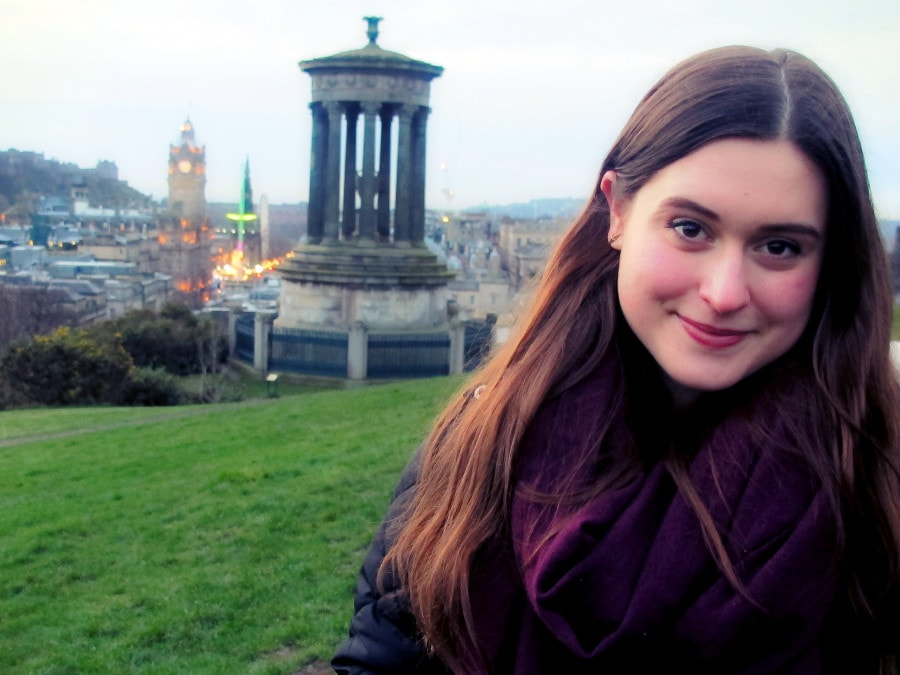 maike au pair in schottland