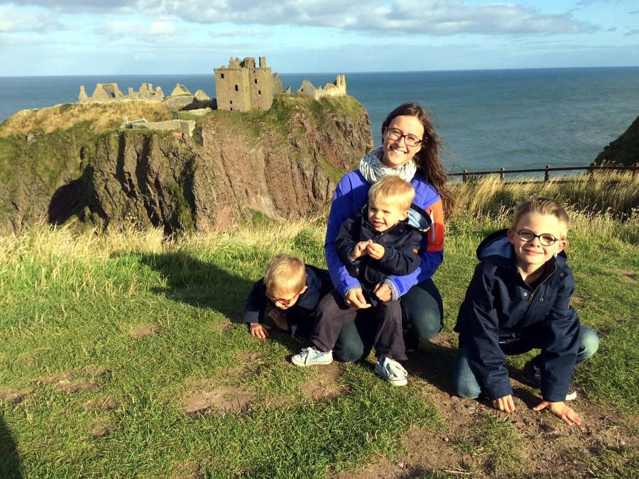 nadja au pair in schottland