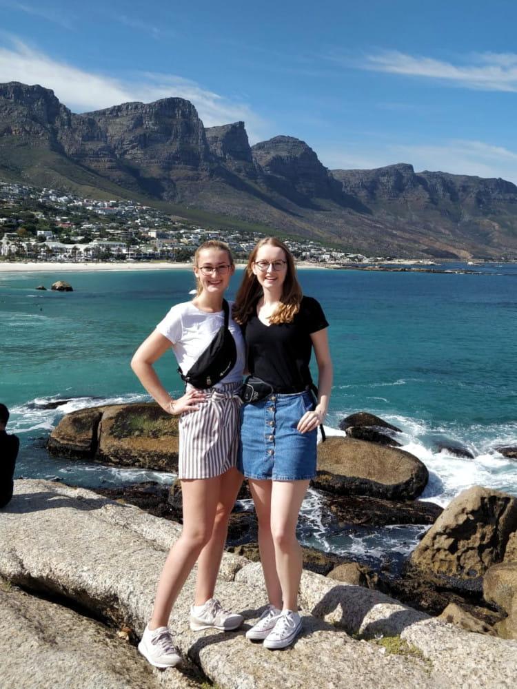 erfahrungsbericht freiwilligenarbeit Lena und Nina