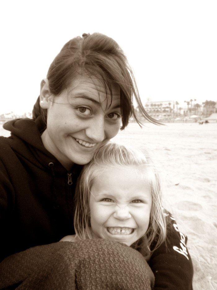 au pair in den usa - marie und kind